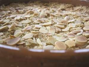 Apple & Almond Crumble
