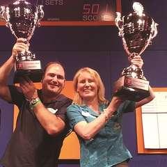 Trina Gulliver Darts Champion